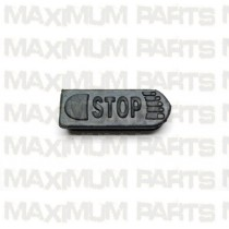 TrailMaster Mini XRS / XRX - Mid XRX Brake Pedal Pad Top